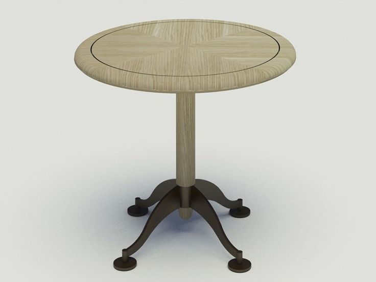 Table bistrot ronde alinea - Table ronde bistrot ...