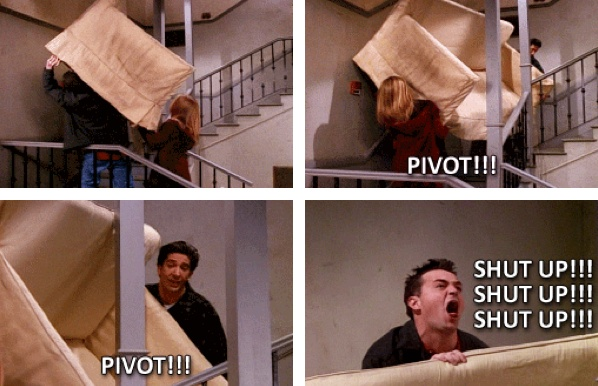 PIVOT! We love this one #LOL