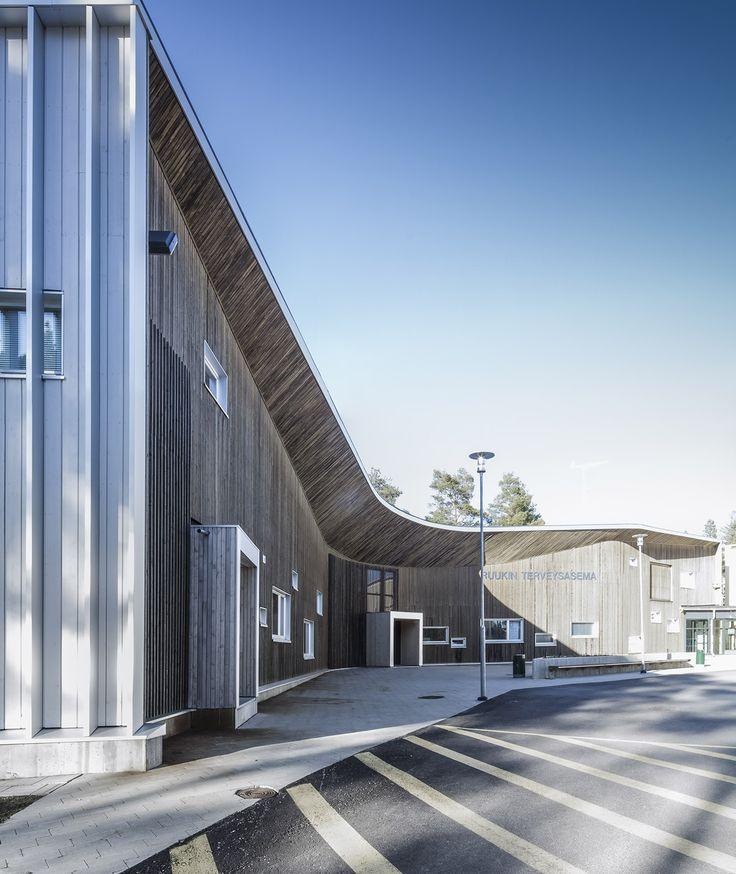 Galería - Clínica de Salud Ruukki / alt Architects + Karsikas - 9