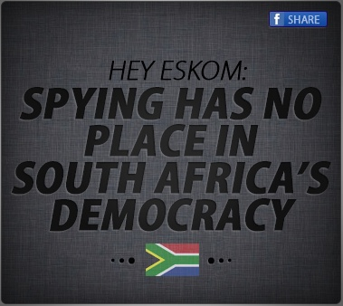 Demand the truth from Eskom!