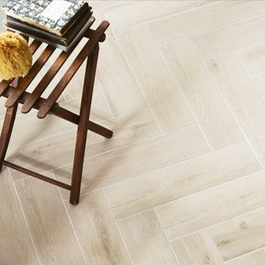 Bath 1 floor - Frost - Wall & Floor Tiles | Fired Earth