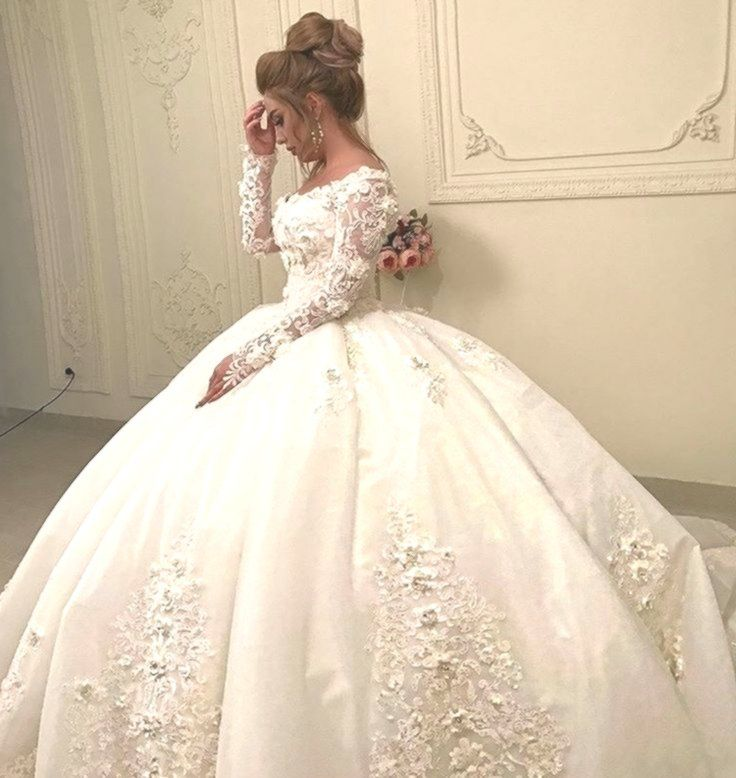 Bellissimo Vestito Da Principessa Beautiful Wedding Dresses Wedding Dresses Princess Wedding Dresses