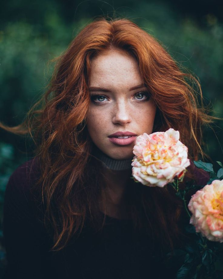 Beautiful Female Portraits by Raimee Miller #inspiration #photography
