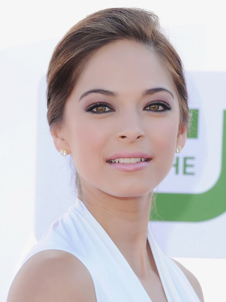 Kristin Kreuk--My official winner of the hottest woman ever award :P