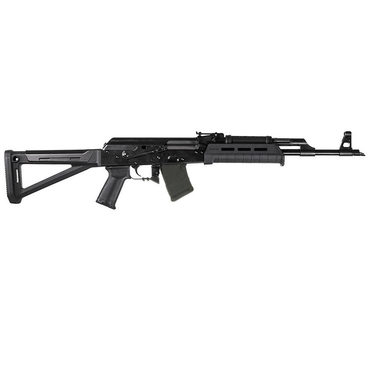 Fully California compliant with installed AK bullet button and 10rd AK MOE Magpul Pmag.  This RAS47 has the Magpul MOE pistol grip, MOE handguard and MOE stock installed.