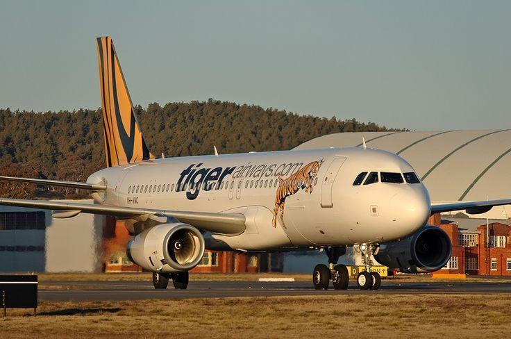 TIGER AIRWAYS Airbus A320-232 (VH-VNC)