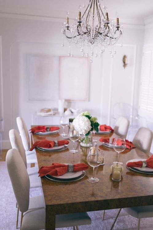 Gal Meets Glam Thanksgiving House Look Holiday StyleHoliday DecorColour PopThanksgiving TableDining