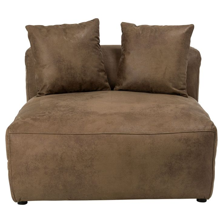 Gemtlich Und Komfortabel Der Sessel In Wildleder Optik Bietet Nicht Nur Ein Hohes Mass An Sitzvergngen Sondern Berzeugt Weiterhin Durch Die Hochwertige