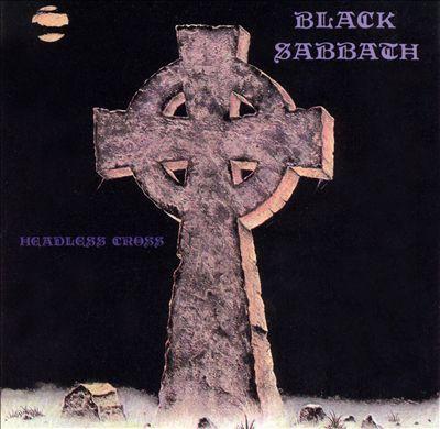 """Black Sabbath """"Headless Cross"""" 1989"""