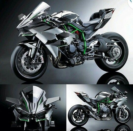 Centrifugal Supercharger For Motorcycle: Kawasaki HR2 ... Yes ,yes,yes!!