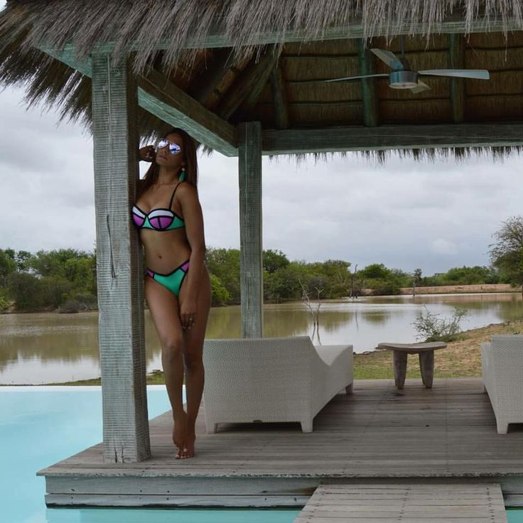 Live a bikini kinda life!  www.lushwear.co.za