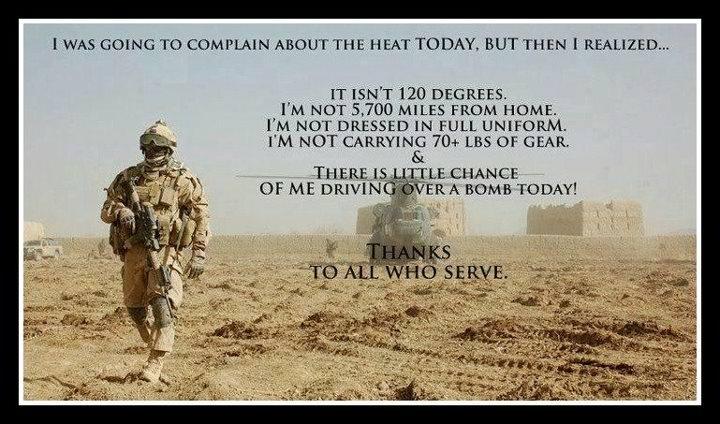sacrifice...