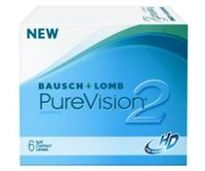 Pure Vision 2HD 6pack - 34.50€ - Με 1 κουτί 1 BIOTRUE 300ml ΔΩΡΟ. Οι φακοί επαφής PureVision2HD της Bausch+Lomb με την Οπτική High Definition έχουν σχεδιαστεί ώστε να μειώνουν την αίσθηση ομίχλης στην όραση και παρέχουν την καθαρή, ευκρινή όραση που απαιτείτε. Επιπλέον, αυτός ο φακός μηνιαίας αντικατάστασης προσφέρει σχεδιαστικά πλεονεκτήματα για εξαιρετική άνεση και οξυγόνωση. Μπορεί να χρησιμοποιηθεί και σαν θεραπευτικός.