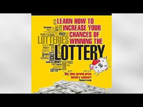 Learn How to Increase Your Chances of Winning the Lottery Audiobook | Richard Lustig - http://LIFEWAYSVILLAGE.COM/lottery-lotto/learn-how-to-increase-your-chances-of-winning-the-lottery-audiobook-richard-lustig/