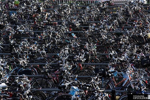 #Bicycle, #Amsterdam, #Bike, #Fiets