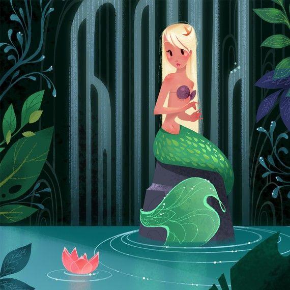 Lagoon Love by Brittney Lee.