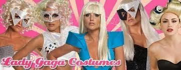 There are a larger variety of Lady Gaga costumes now available.