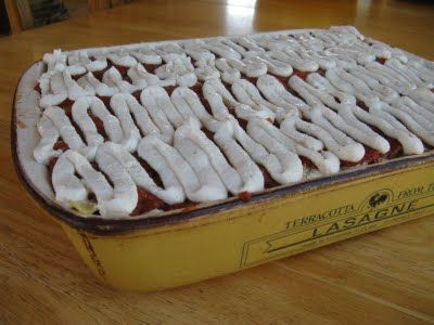 Vegan Eats & Treats!: Birthday Lasagna!! | to eat // pasta | Pinterest
