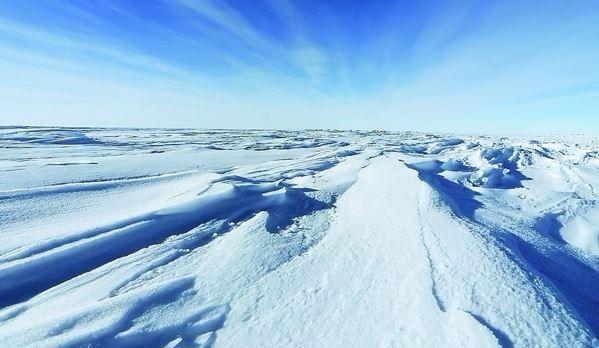 El Lugar Más Frío Del Planeta Que Sorprende Hasta Los Científicos Ice Sheet Antarctic Antarctica