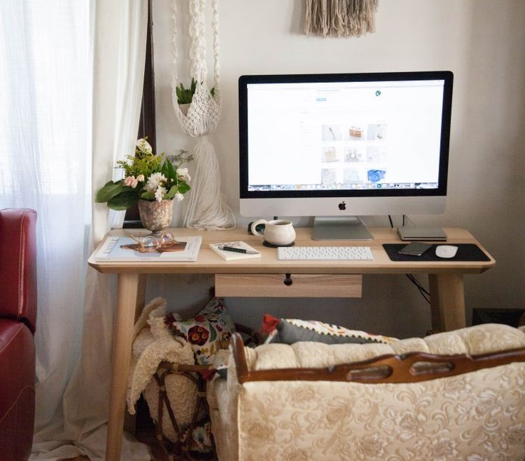 My At-Home Office Space
