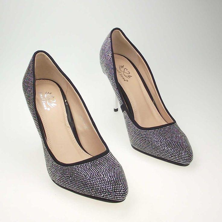 Női alkalmi cipők : Small Swan 52 női alkalmi cipő