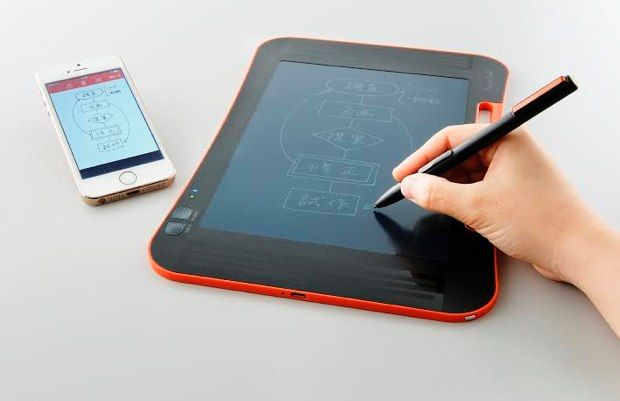 キングジム、電子メモパッドBoogie Board SYNC9.7を国内販売。BluetoothでiOSやPCに転送 - Engadget Japanese