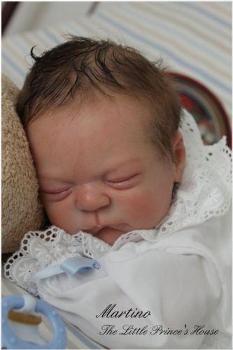 REBORN Doll Julien by Elisa Marx Newborn Boy The Little Prince's House | eBay