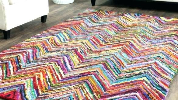 Shiny Multi Color Rugs Illustrations Fresh Multi Color Rugs And