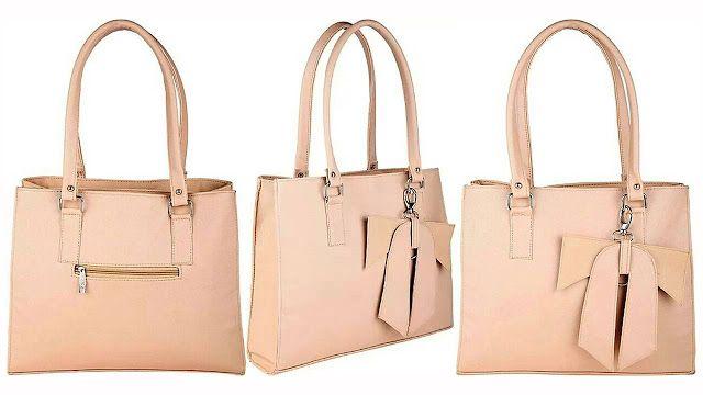 d0cd2e1aeb Rosy Hand-held Bag (Beige)