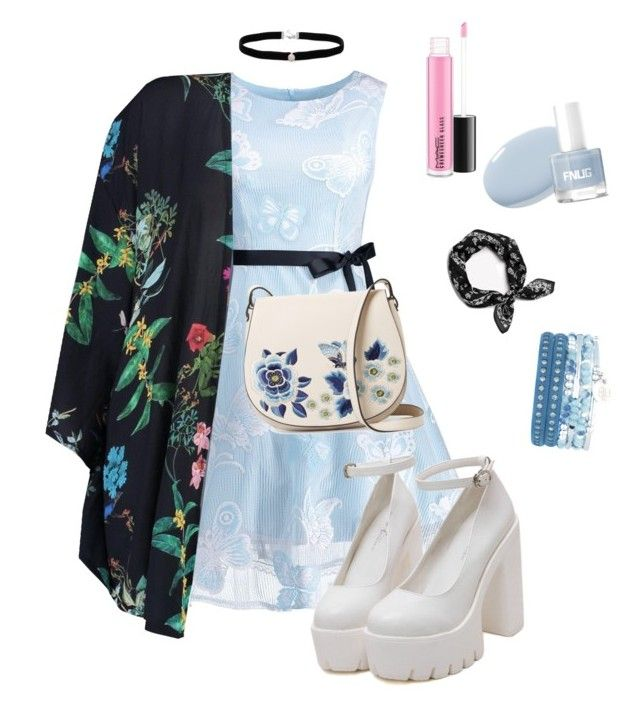 """""""stile casual"""" by pacaca-gemela on Polyvore featuring Boohoo, Amanda Rose Collection, French Connection and rag & bone"""