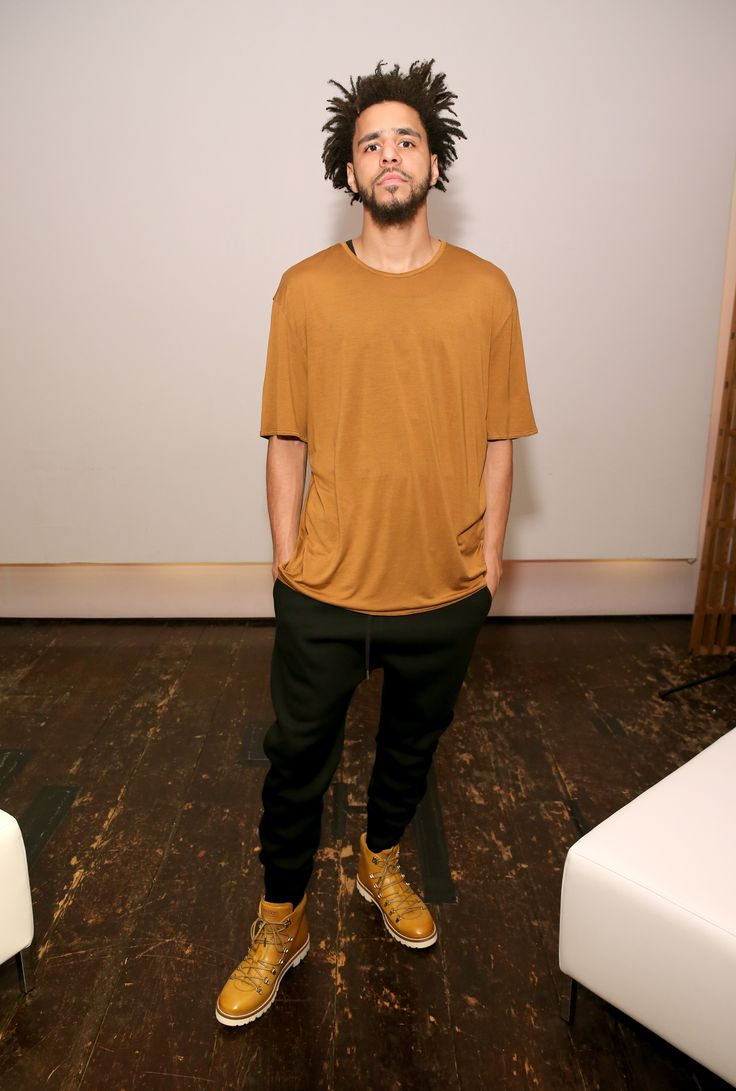 J. Cole for Bally launch