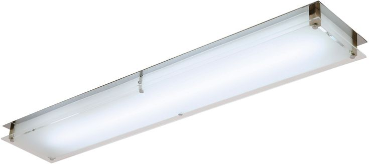 contemporary glass fluorescent light ceiling fixtures for ...