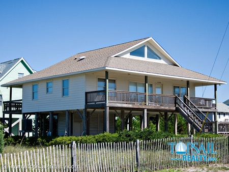 14 Best Vacation Houses Topsail Beach Nc Images On