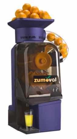 Odštavovač citrusov, .. automat Zumoval - Minimatic