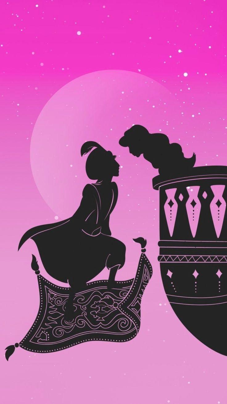 Pink Schwarz und Pink – #DisneyWallpapersPhoneBackgrounds #pink #schwarz #und