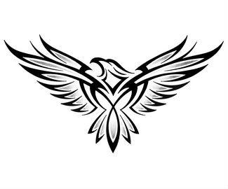 Tribal Tattoo Design Fine Art Idea