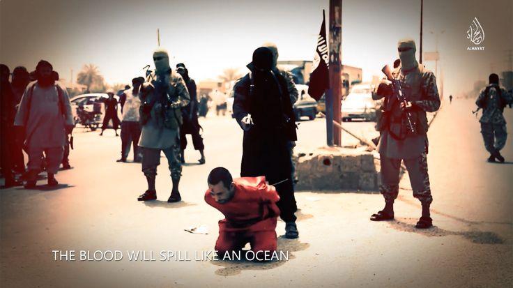 Los videos más espeluznantes del Estado Islámico