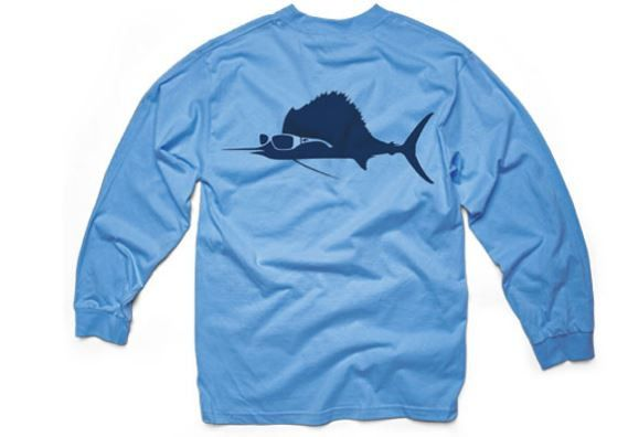 Costa Sunglass Sail Long Sleeve T-Shirt