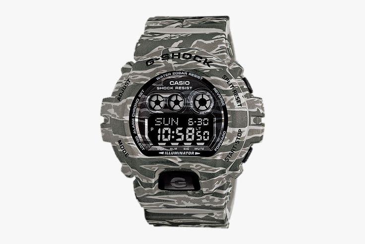 Casio G-Shock GD-X6900 Camouflage Series