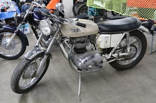 OldMotoDude: BSA Twin for sale for $3,500 at the 2018 Denver Mo...