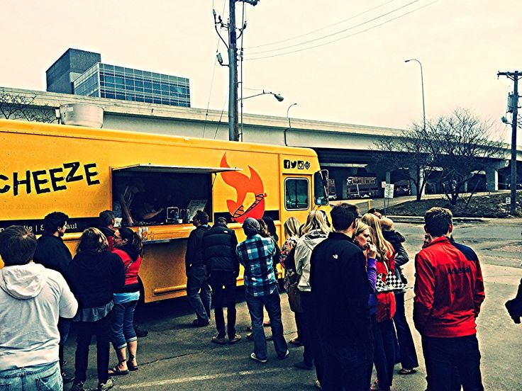 Oh Cheese Food Truck