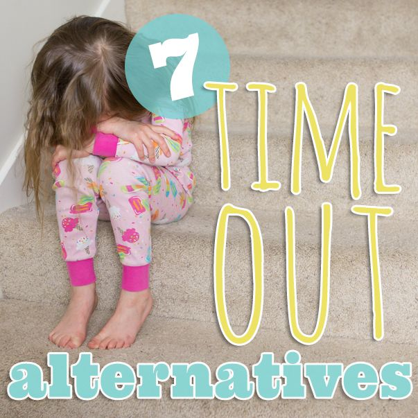 """Time out"" is the discipline method of choice for thousands of parents. For many, sending their child to time out when they act out or aren't listening is a successful form of punishment. However, is time out really your best option? Here are seven gentle parenting alternatives to the traditional time out method of discipline. #GentleParenting"