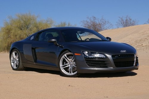the Audi I wish I can get ..