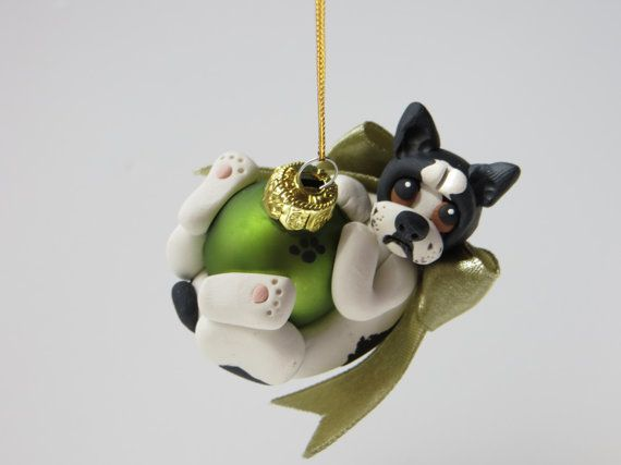 13 best FRENCHIES CHRISTMAS ORNAMENTS images on Pinterest | French ...