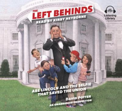 Audiobook.  When the iTime app on their phones sends Mel, Bev, and Brandon to Washington, D.C., in 1863, in the middle of the Civil War, the youngsters must somehow travel to Gettysburg, make sure what is supposed to happen does happen, save the Union, and be home in time for dinner.