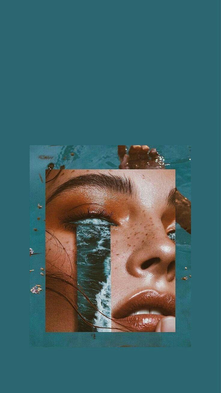 Wallpaper Azul En 2020 Fond D Ecran Dessin Fond D Ecran Telephone Fond D Ecran Colore