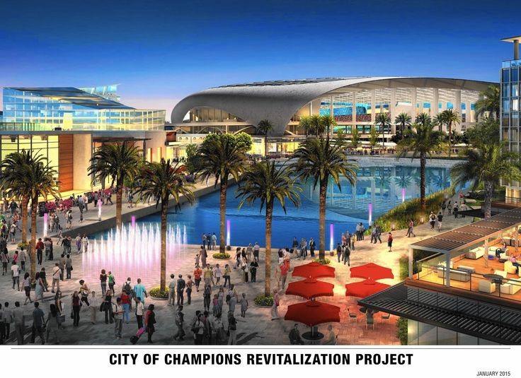 Owner of St. Louis Rams plans to build NFL stadium in Inglewood  The owner of the St. Louis Rams plans to build an NFL stadium in Inglewood, which could pave the way for the league's return to Los Angeles.  http://www.latimes.com/sports/nfl/la-sp-0105-nfl-la-stadium-20150105-story.html