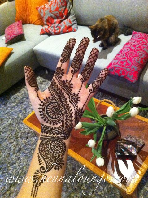 henna by HennaLounge, via Flickr