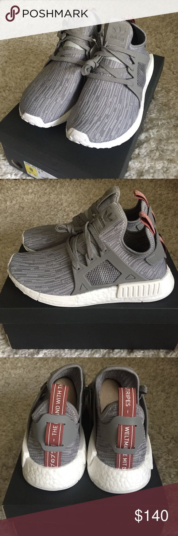 Adidas NMD XR 1 Striped Army Green PK Fabric S 32217 Spanish Direct Mail - Spanish Generation