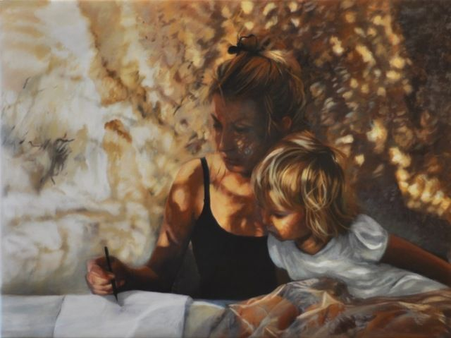 Karin Broos, 'Brevet 2,' , Christian Larsen